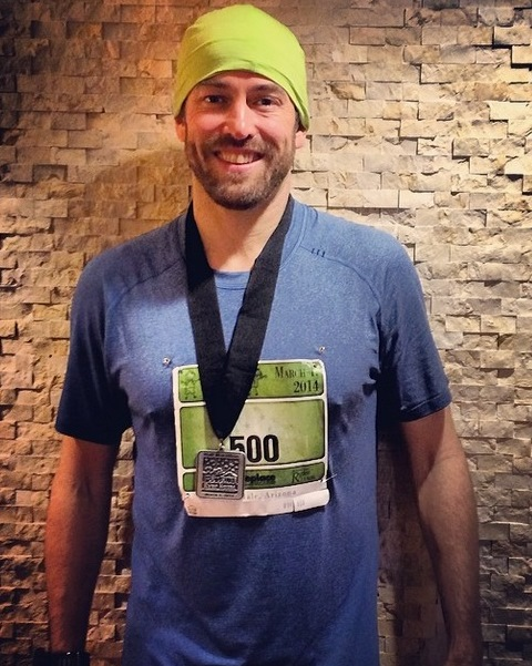 PHOTO-WinstonFisherHalf-MarathonSelfie